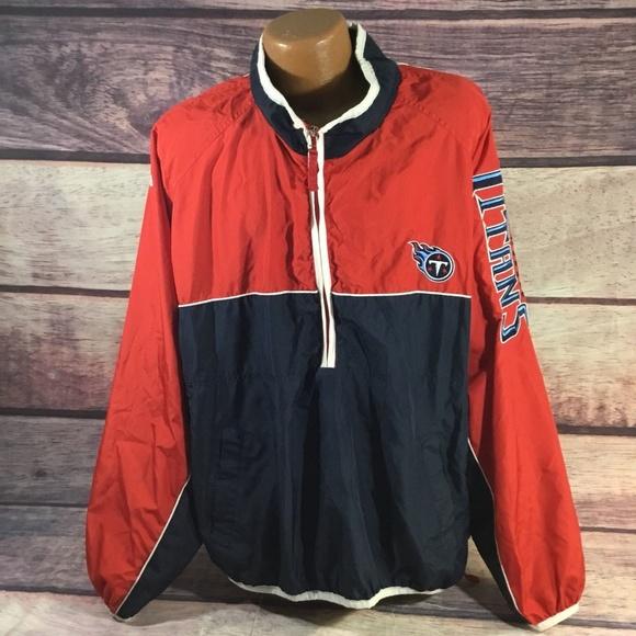 f8d5c276 Puma Tennessee Titans Jacket Men 2xl Windbreaker